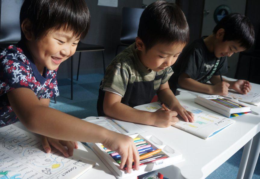 幼児クラス201805